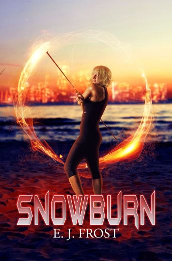 Snowburn Cover
