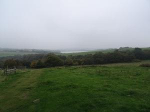 Looking back at Anglezarke Reservoir.