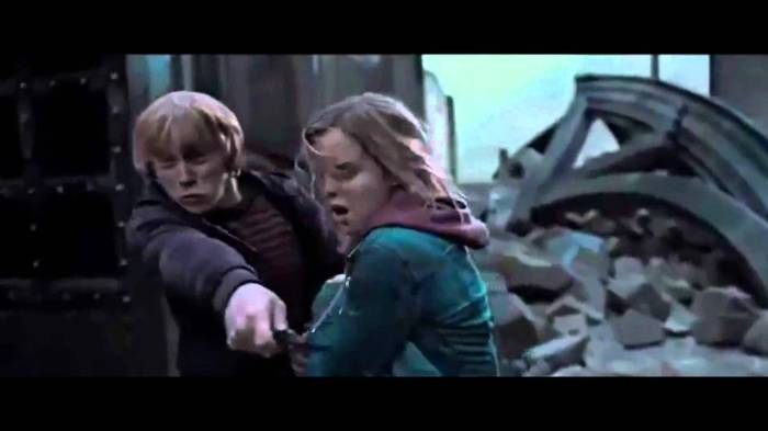 A Relationship of Equals: What Happened to Hermione?